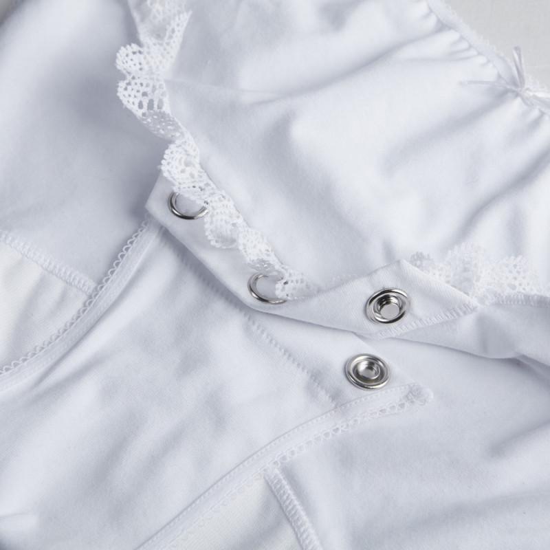 Culotte imperméable - Ouverture boutons pression