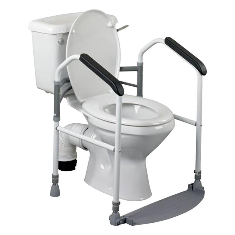 Cadre de toilettes pliant Buckingham