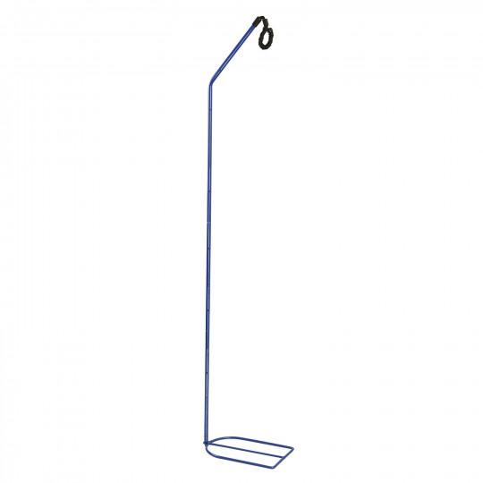 Système de support de tuyau avec housse