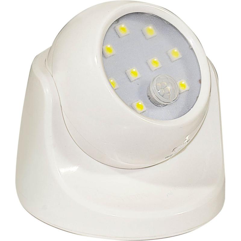Eclairage intérieur avec capteur de mouvement et 9 LED