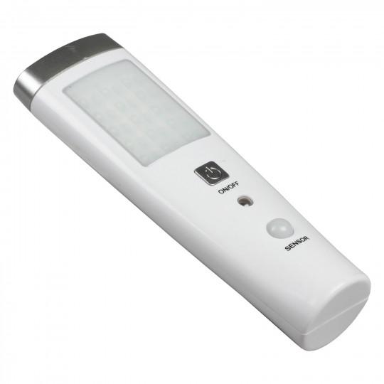Lampe torche avec détecteur de présence