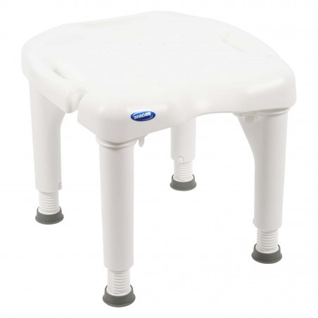 Tabouret de douche plastique I-Fit - Invacare