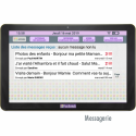 Tablette tactile senior Facilotab L