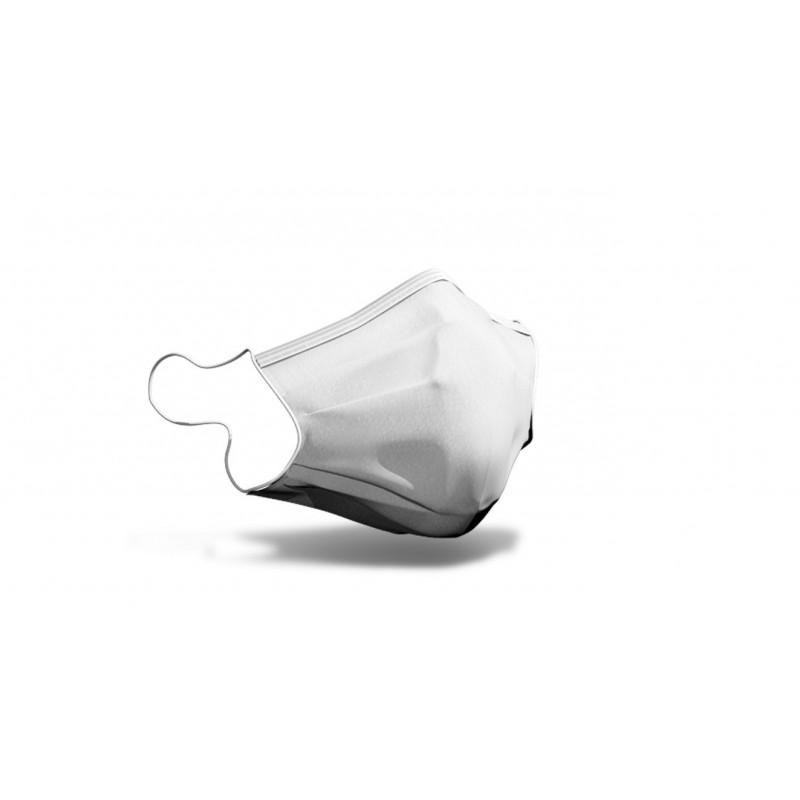 Masque médical 3 plis jetable Type II à élastiques (Lot de 50)