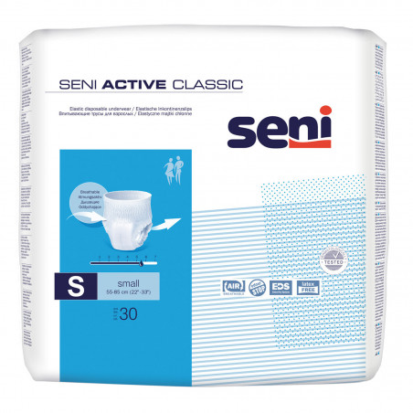 Pants SENI ACTIVE CLASSIC - Jour - S