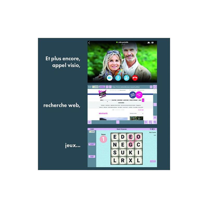 Système Facilotab pour tablette Android