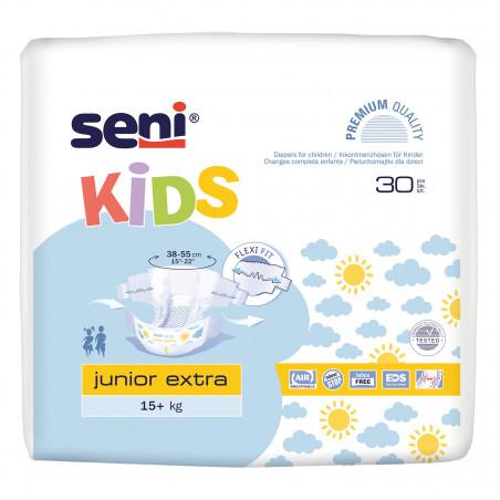 Changes complets SENI KIDS - Junior Extra - 15/30 kg
