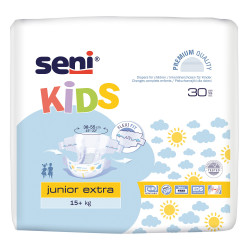 Changes complets SENI KIDS - Junior Extra - 15/30 kg