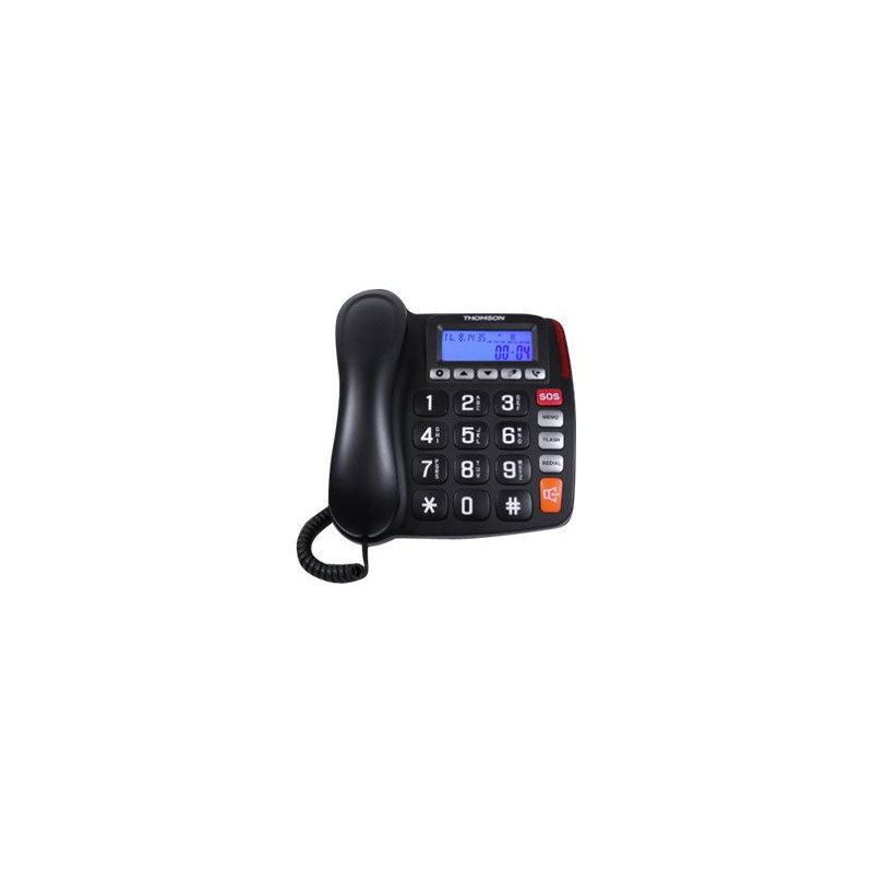Téléphone fixe filaire Thomson
