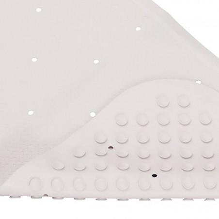 Tapis de douche antidérapant carré