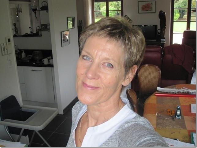 Juliette Dieusaert, présidente de l'Association Française de l'Ataxie de Friedreich