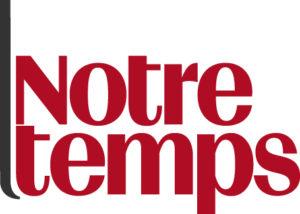 Logo Notre Temps - Communauté des lecteurs-testeurs