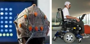 En développement : Interfaces Cerveau ordinateur pour communiquer et se déplacer en fauteuil roulant électrique