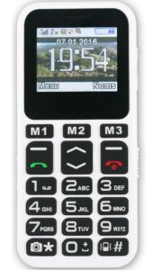 Téléphone portable Classic Max2 Mobiho