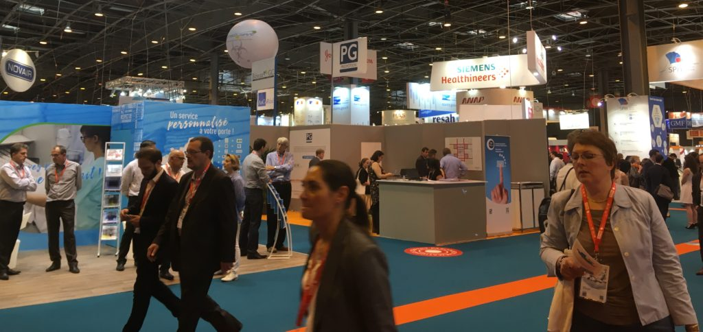 Retour sur le salon paris healthcare week 2017 blog tous ergo - Salon paris septembre 2017 ...