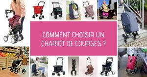 Choisir un chariot de courses