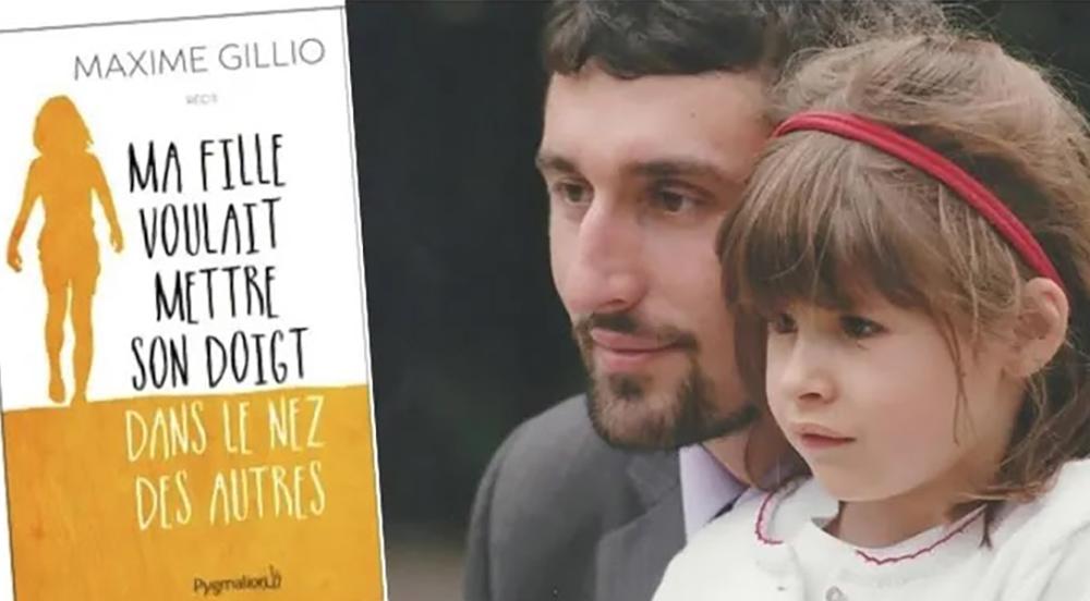 maxime gillio, autisme, auteur, père, livre