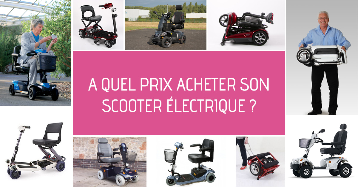a quel prix acheter son scooter lectrique handicap blog tous ergo. Black Bedroom Furniture Sets. Home Design Ideas