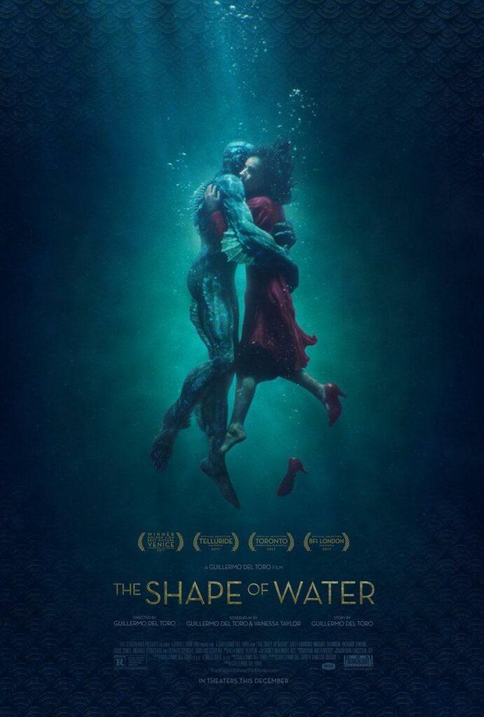 la forme de l'eau, différence, muette, romance
