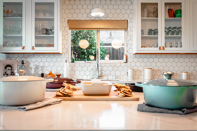 cuisine ergonomique, plan de travail, conseils, astuces, cuisine, facile, tous ergo