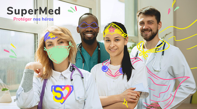 Tous Ergo Supermed protection médical