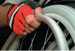 Accessoire fauteuil roulant