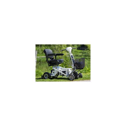 Scooter 5 roues - Scooter handicap - Mobilité - Tous ergo