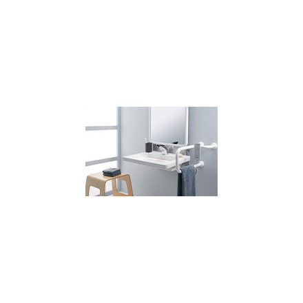 Lavabo PMR - Lavabo handicapé