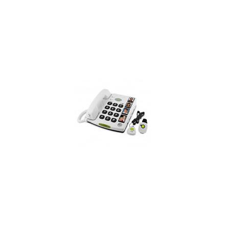 Téléphone alarme - Téléphone simple d'utilisation