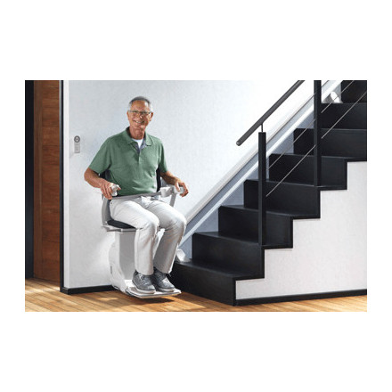 Monte-escalier - Plateforme monte escalier
