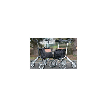 Déambulateur 4 roues - Rollator