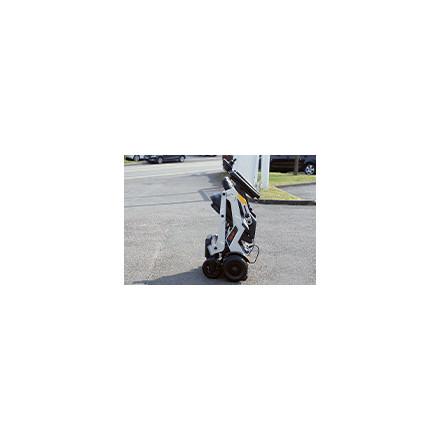 Fauteuil roulant pliable - Chaise roulante pliable