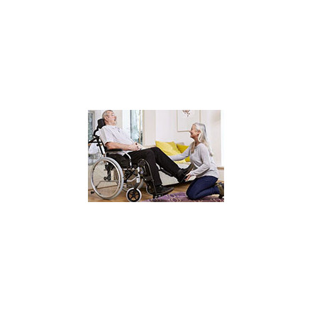 Fauteuil roulant dossier inclinable - Achat chaise roulante