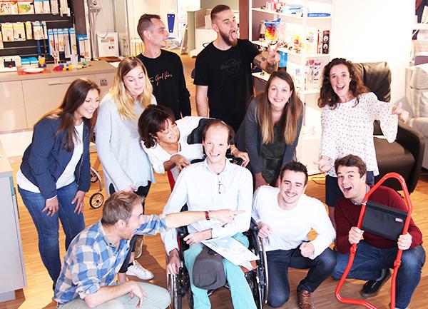 Photo de l'équipe Tous ergo